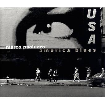 America Blues by Marco Paoluzzo - 9783716510544 Book