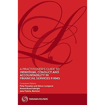 Individual Conduct and Accountability - A Practical Guide for Financia