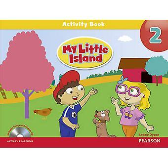 My Little Island Level 2 Activity Book ja laulut ja chants CD Pack b