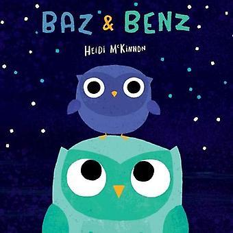 Baz & Benz by Baz & Benz - 9781911631415 Book