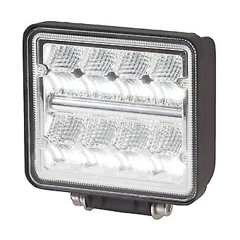 """TechBrands 2272lm 5"""" Square Square LED Vehicle Floodlights (24W)"""