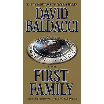 First Family by David Baldacci - 9780446539746 Book