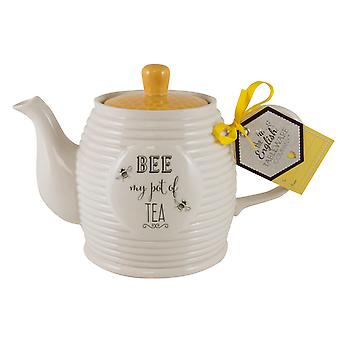 English Tableware Co. Bee Happy Teapot