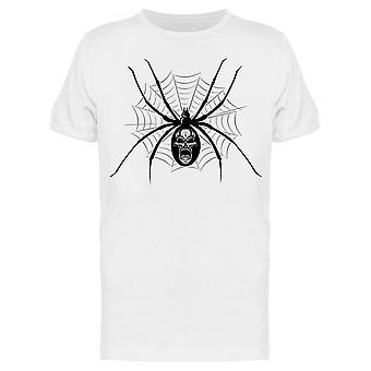 Spider With Skull On Belly Tee Men-apos;s -Image par Shutterstock