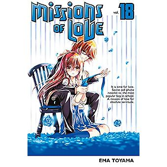 Missies van Liefde 18 door Ema Toyama - 9781632368478 Boek
