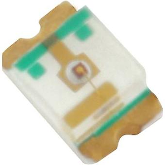 HuiYuan 0805R1C-KHA-C SMD LED 0805 Röd 140 mcd 120 ° 30 mA 2,15 V