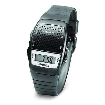Lifemax Unisex watch ref. 428BLK