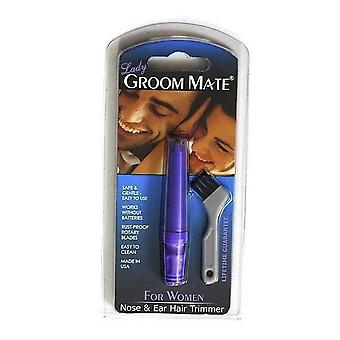 Groom Mate Nasal Hair Trimmer for Ladies