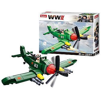 Sluban WWII, Kit - Aircraft aircraft IL-2