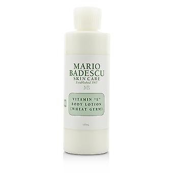 Mario Badescu E-vitamiini Body Lotion (vehnänalkioita) - kaikki iho tyypit 177ml / 6oz