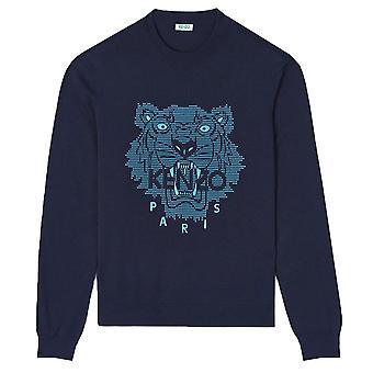 Kenzo Tiger Knitwear