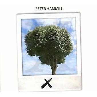 Peter Hammill - X/Ten [CD] USA import