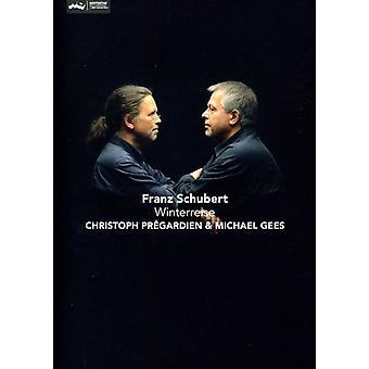 R. Schubert - Winterreise [DVD] USA import