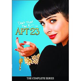Dont vertrouwen de B in Apt. 23: Complete serie [DVD] USA import