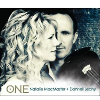 Macmaster, Natalie & Leahy, Donnell - One [CD] USA import