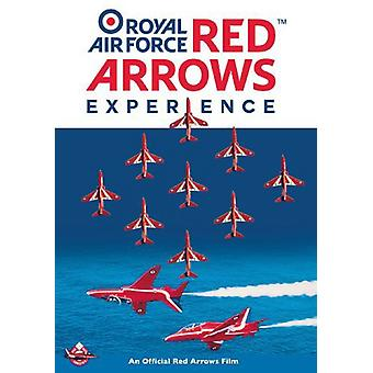 Red Arrows Experience [DVD] USA import