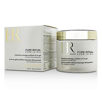 Helena Rubinstein Pure rituele zorg-In-olie reinigende Massage sublieme olie-In-Gel 200ml/6,49 oz