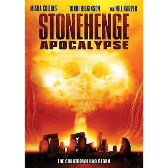 Stonehenge Apocalypse [DVD] USA import