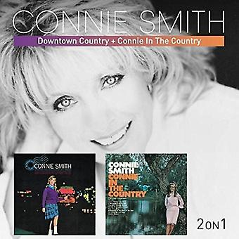 Connie Smith - Downtown Country/Connie in the Country (2on1) [CD] USA import