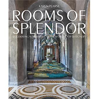 Splendor of Marble  Marvelous Spaces by the Worlds Top Architects and Designers by Karen Pearse & Massimo Ferragamo