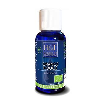 Sweet Orange Essential Oil (Citrus Sinensis) 30 ml of essential oil