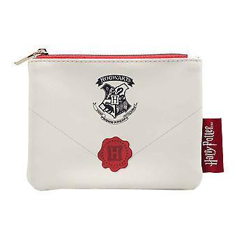 Harry Potter Purse Letters from Hogwarts Seal new Official White