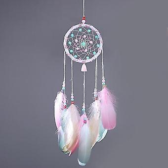 Handmade Hanging Dreamcatcher - Wind Chimes Wedding Dreamcatcher