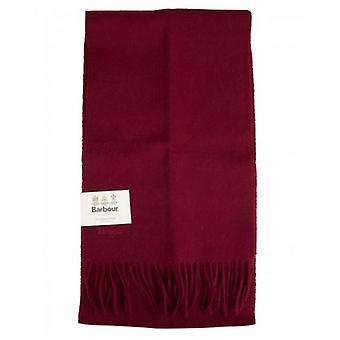 Barbour Plain lamsvacht Woven sjaal