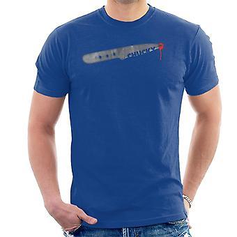 Chucky droppe blod män ' s T-shirt
