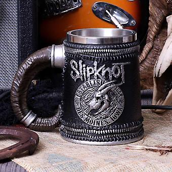 Nemesis Now Slipknot Tankard 15cm