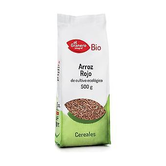 Økologisk rød ris 500 g