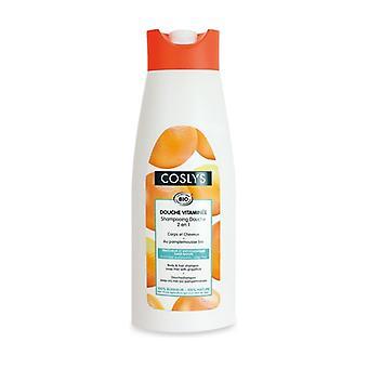 Grapefruit shampoo-gel 750 ml