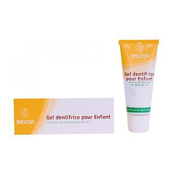 Children's Toothpaste Gel 50 ml of gel