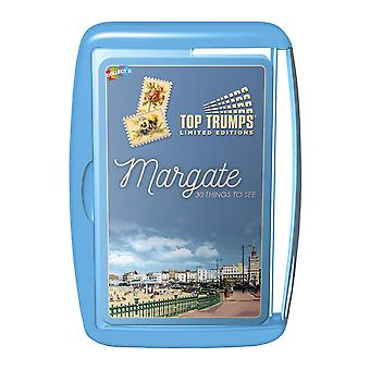 Margate 30 Things To See Top Trumps Card Game