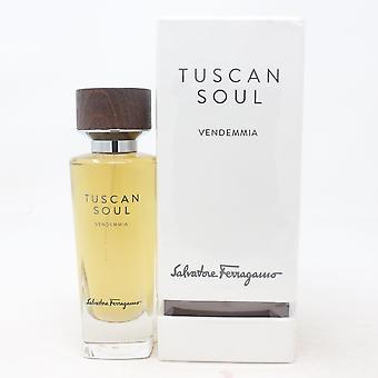 Toskánská duše Vendemmia od Salvatore Ferragamo Eau De Toaletní voda 2.5oz Spray Novinka