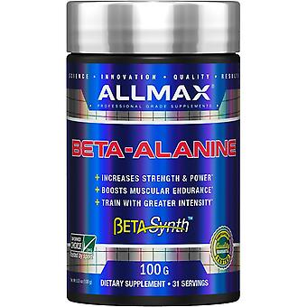 ALLMAX Nutrition, Beta-Alanine, 100 g, 3.53 oz (100 g)
