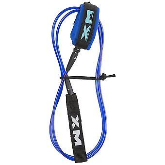 Xm surf more - double swivel leash - 6' comp