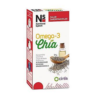 Omega 3 Chia 120 capsules