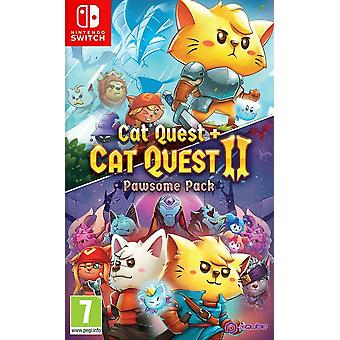 Cat Quest & Cat Quest II Pawsome Pack Nintendo Switch Game