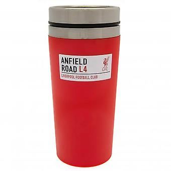 Liverpool Anfield Road Travel Mug