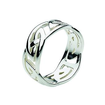 Heritage Celtic Wide Open Knotwork Ring 2262HP