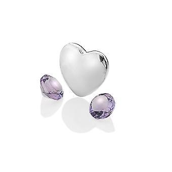 Anais Hot Diamonds Anais Sterling Silver February Charm AC022