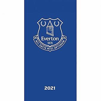 Everton Pocket Diary 2021