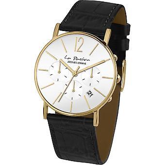 Jacques Lemans - Wristwatch - Ladies - La Passion - - LP-123O