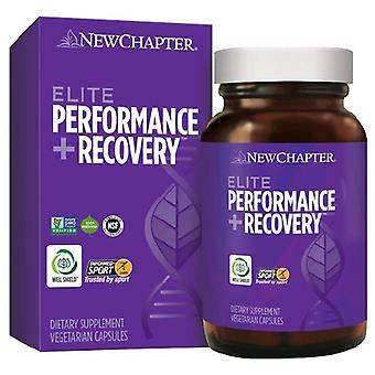 New Chapter Elite Performance + Recovery, 60 Veg Caps