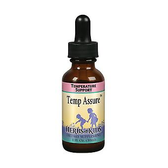 Herbs For Kids Temp-Assure Alcohol-Free, 1 Fl Oz