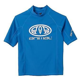 Animal Hiltern T-Shirt - Mediterranian Blue