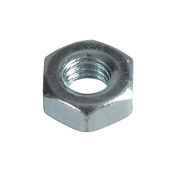 Forgefix Hexagonal Nuts & Washers ZP M3 Forge Pack 60 FORFPNUT3