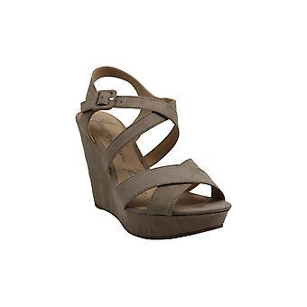 American Rag Womens RACHEYT Fabric Peep Toe Casual Platform Sandals