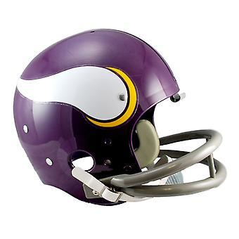 Riddell TK Replica Football Helmet - Minnesota Vikings 1961-79